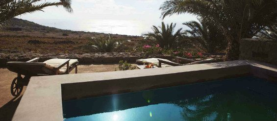 dammuso palme pool
