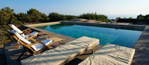 Dammuso d'autore, Pantelleria