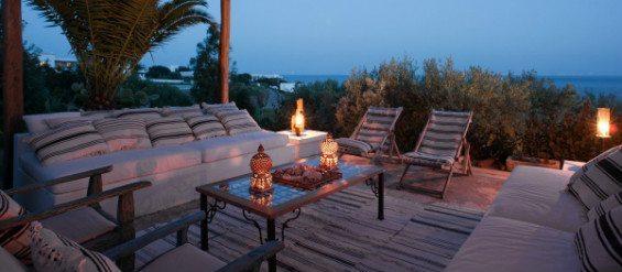 Papurina terrace