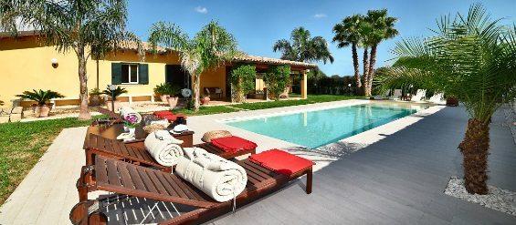 Villa Dune Sicily