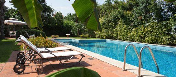 Villa Azzurra, Mondello
