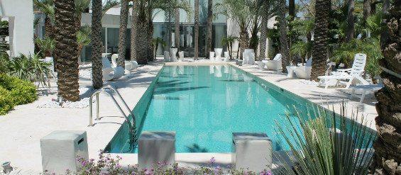 whitefashion pool