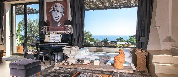 Villa Idda, Sicily