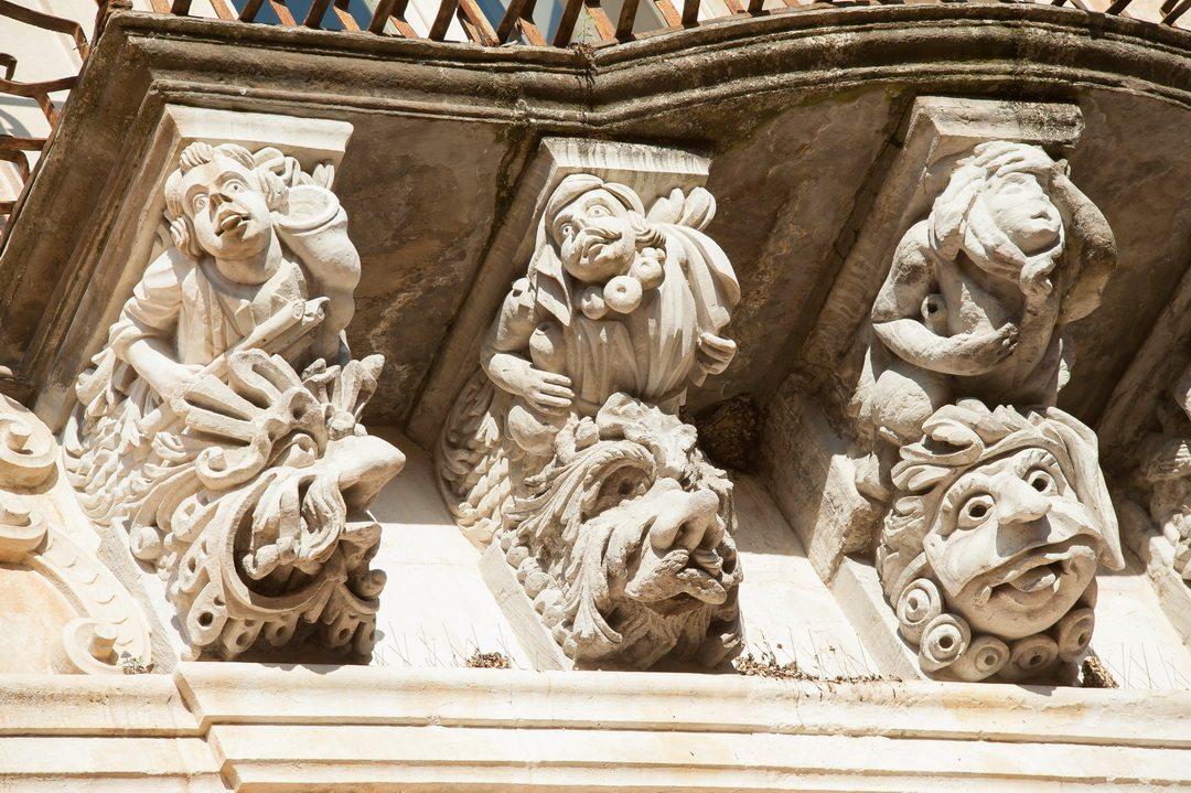 Baroque Architecture Ragusa Ibla