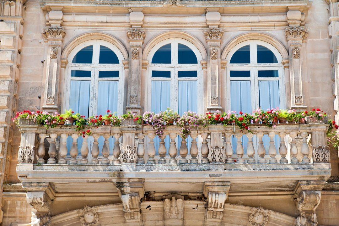 Baroque Palace in Ragusa Ibla