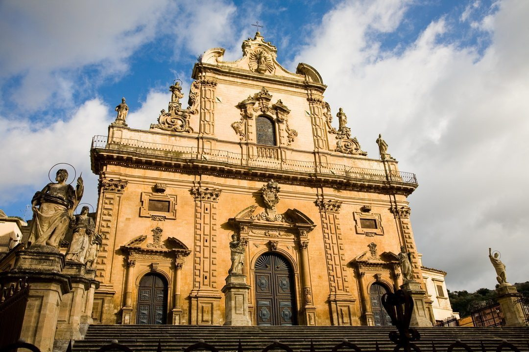 Saint Peter church, Modica, Sicily