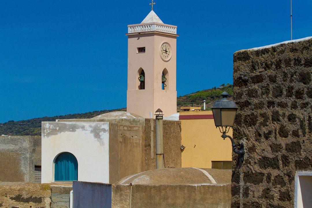 Church, Pantelleria