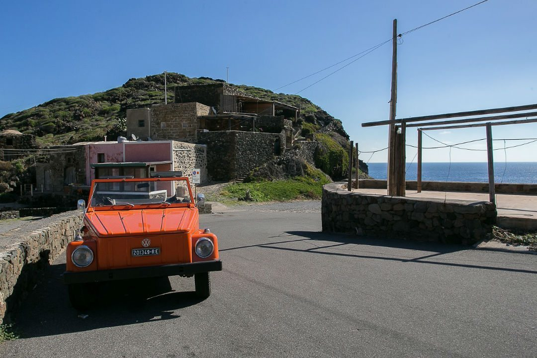 Rent a car in Pantelleria