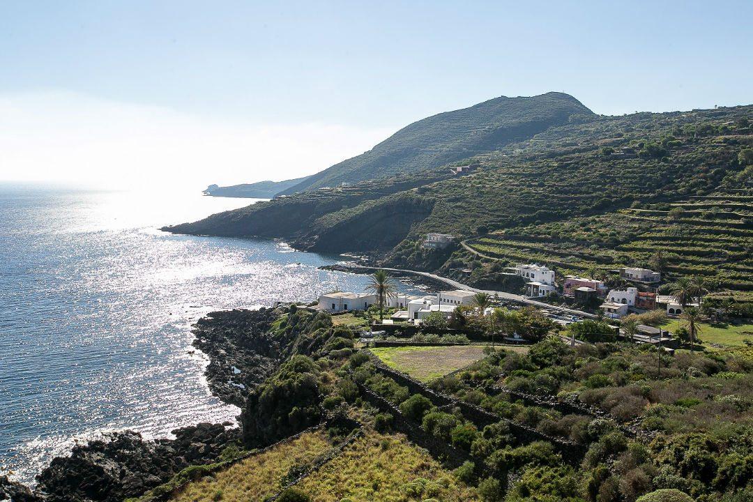 Pantelleria sea view