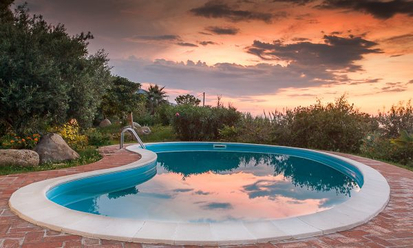 Villa Buzza pool