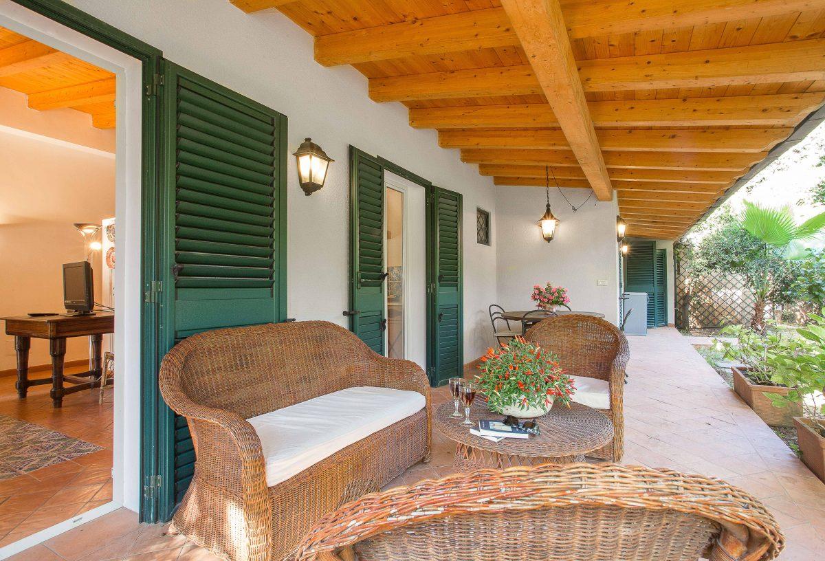 Contemporary Villa With Pool In Mondello Il Moro