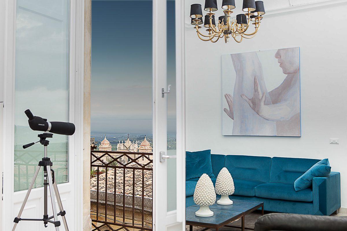 Casa Vasquez - Luxurious apartment to rent in the centre of Noto