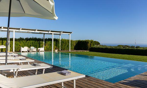 Villa Boscalgisi pool